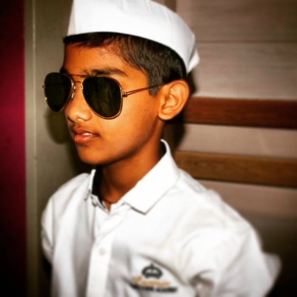 Photo by aadi_ozarkar on July 31, 2021. May be an image of 1 person, sunglasses and indoor.