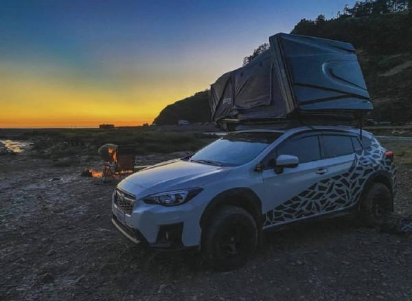 Photo shared by Subaru Crosstrek on June 23, 2021 tagging @journey_xv. May be an image of outdoors.