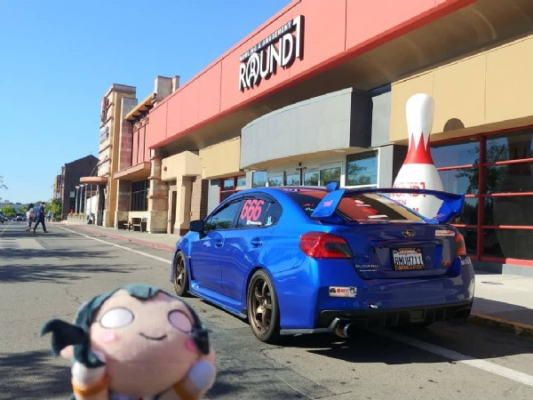 Photo shared by nesoberies cure depression on June 20, 2021 tagging @kyanstagram_, and @motegiracing. May be an image of outdoors.