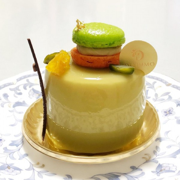 Photo by れんこん in ハービスENT梅田. May be an image of dessert and indoor.