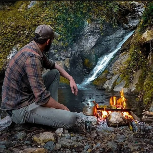 Photo by Camping   Bushcraft on July 29, 2021. May be an image of outdoors.
