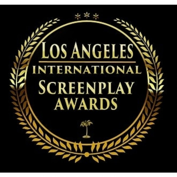 Photo by Nonie Shiverick on June 22, 2021. May be an image of text that says 'LOS ANGELES INTERNATIONAL SCREENPLAY AWARDS'.