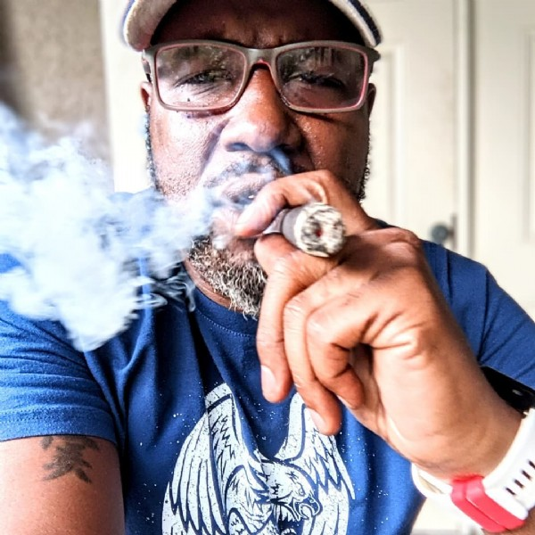 Photo shared by Gary Dupree on August 02, 2021 tagging @s.i.c_smokes. May be an image of 1 person, beard and indoor.