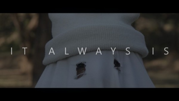 Photo by Indie Short Fest on June 16, 2021. May be an image of text that says 'IT ALWAYS'.