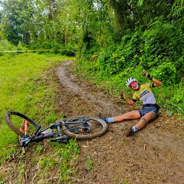 Photo by Ariana Dormitorio  in Sandayong Sur, Cebu, Philippines. May be an image of bicycle and outdoors.