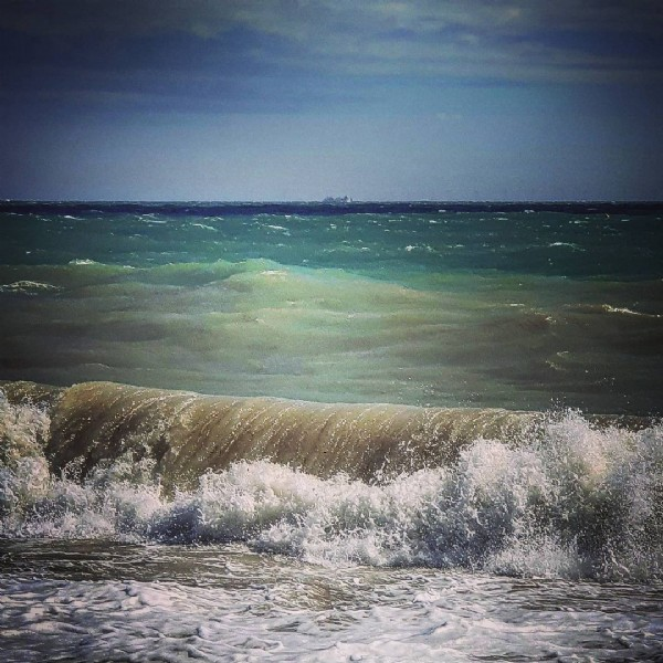 Photo by Candy Medusa on July 28, 2021. May be an image of nature and ocean.