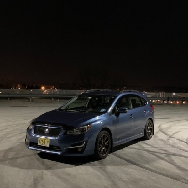 Photo shared by SubaruCrew_ on March 20, 2021 tagging @bluej_2.0i. May be an image of car and road.