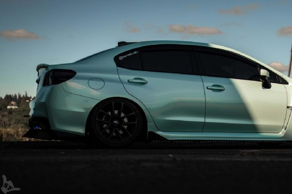 Photo shared by Austin Wenzel on July 29, 2021 tagging @visathep_wrx. May be an image of car and road.