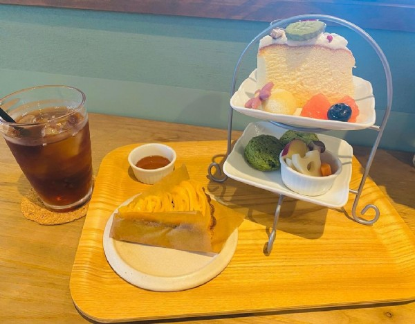 Photo by Taimama⑅︎◡̈︎*毎日ランチで収入up✌︎︎✌︎︎ on June 18, 2021. May be an image of dessert.