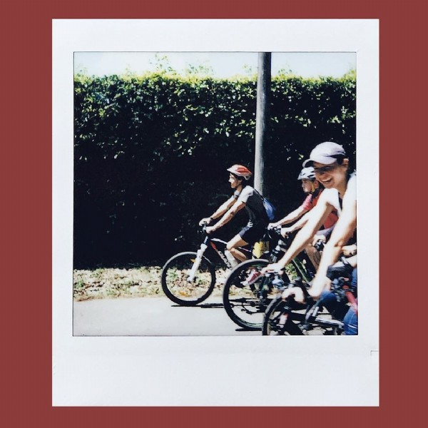 Photo by Santiago on June 19, 2021. May be an image of 1 person, bicycle and outdoors.