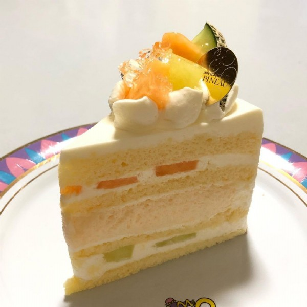 Photo by れんこん in ルピノー 北堀江本店. May be an image of cake.