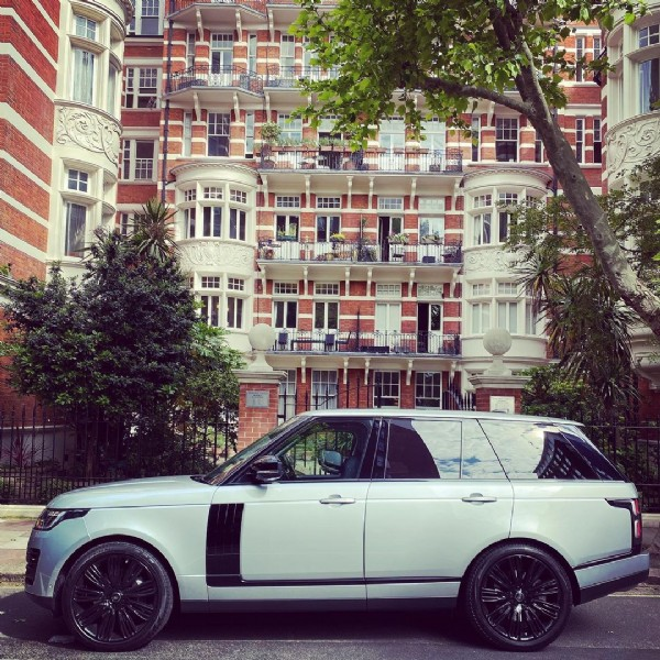 Photo by QANTYR in London, United Kingdom. May be an image of car and outdoors.