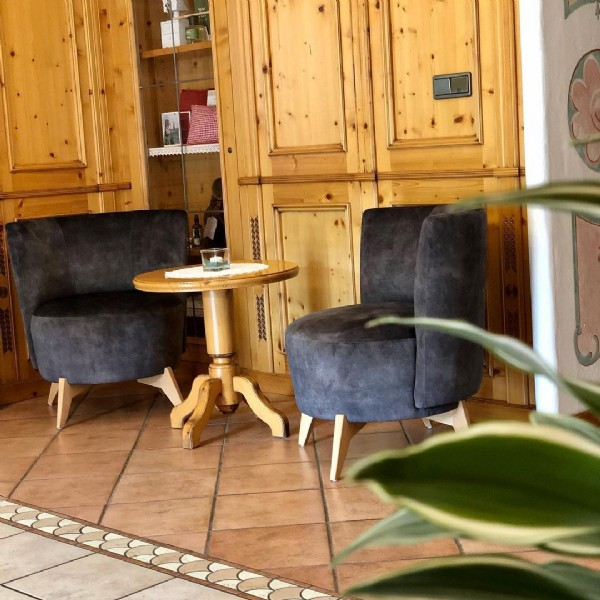 Photo by Hotel Sonnenhof in Hotel Sonnenhof. May be an image of furniture and indoor.