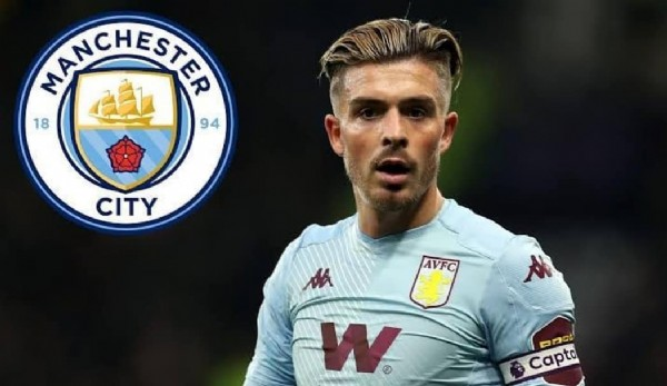 Photo by O Resumo da Bola  ⚽️⚾️ in Etihad Stadium with @mancity, @jackgrealish, and @avfcofficial. May be an image of 1 person and text that says 'MANCHESTER 18 94 CITY M AVFC N W DDC Capto'.