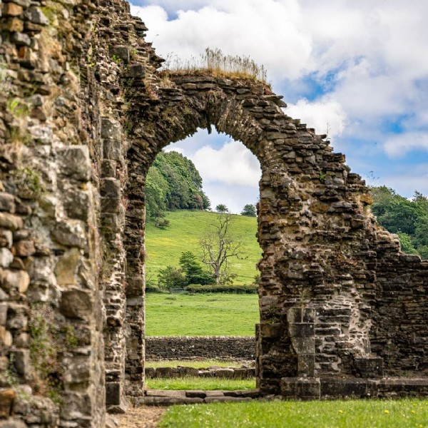 Photo by Paul in Sawley Abbey with @lovelancashire, and @explorelancashire. May be an image of nature.