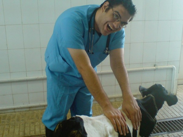 Photo by Ali Hamedani l علی همدانی on October 29, 2020. May be an image of 1 person and dog.
