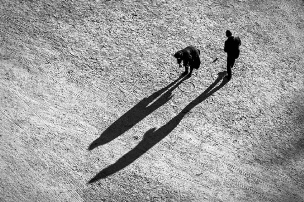 Photo by İbrahimMeral in Kehl Am Rhein, Baden-Wurttemberg, Germany. May be a black-and-white image of one or more people and outdoors.