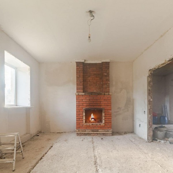 Photo by Риелтор Андрей Сизинцев on August 02, 2021. May be an image of indoor and hearth.