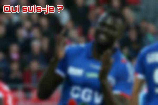 Photo by RCSA FOREVER   ACTU DU RCSA on September 07, 2020. May be an image of text that says 'Qui suis-je ? CG'.