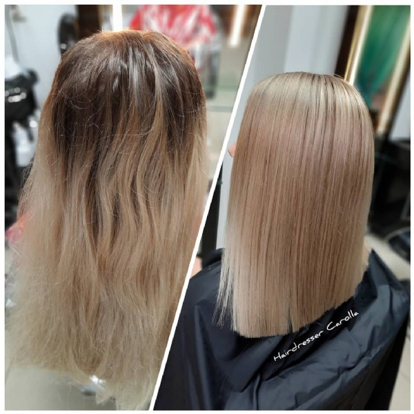 Photo by hairdressercarolla on June 07, 2021.