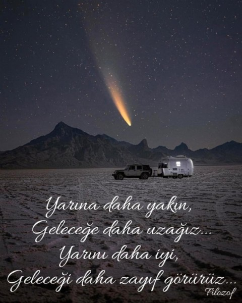 Photo by Ali YILDIRIM on June 18, 2021. May be an image of sky and text.