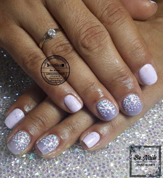 Photo by вє́яєηgє̀яє, ηαιℓ αятιѕт in Be.Nails with @zoetyloholly.