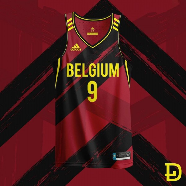 Photo by LautaDesign in Belgium. May be an image of text that says 'BO6 adidas BEL LGIUM 9 Đ'.