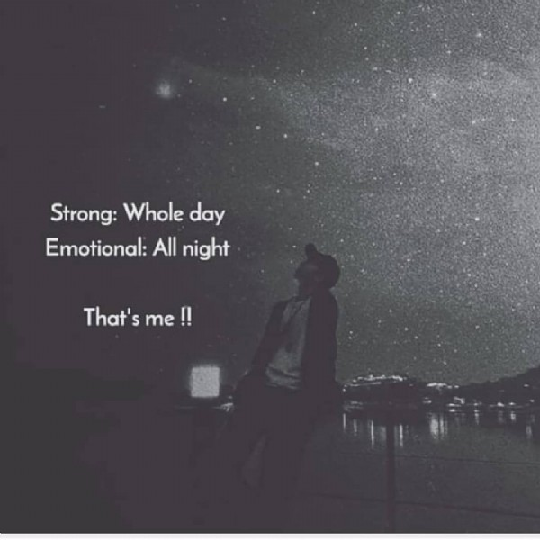 Photo shared by  Mokkabloopers  on June 23, 2021 tagging @navinesh_kumar_sk. May be an image of sky and text that says '.ong: Whole day Emotional: All night That's me me!!'.