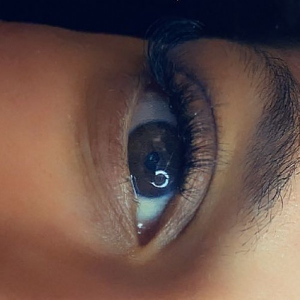Photo by Rania.Addict.Lashes in Pierrelaye. May be a closeup of one or more people.