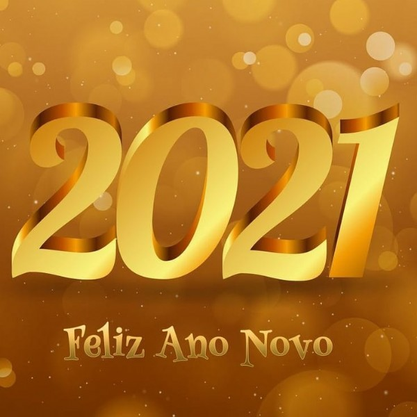Photo by |Bₒₗₒₛ dₑcₒᵣₐdₒₛ on January 02, 2021. May be an image of text that says '2021 Feliz Ano Novo'.