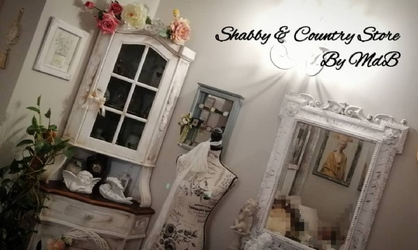 Photo by Shabby & Country Store by MdB on June 20, 2021. May be an image of indoor and text that says 'Shabby Country Store By MaB F'.