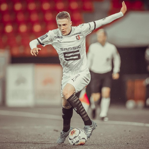 Photo shared by Stade Rennais F.C. on June 18, 2021 tagging @a.truffert. May be an image of 1 person and standing.