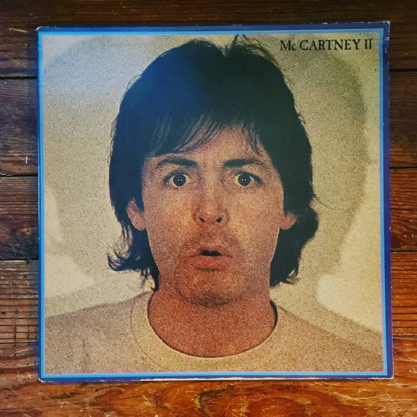 Photo shared by Dale's Record Stack on June 18, 2021 tagging @paulmccartney. May be an image of 1 person.