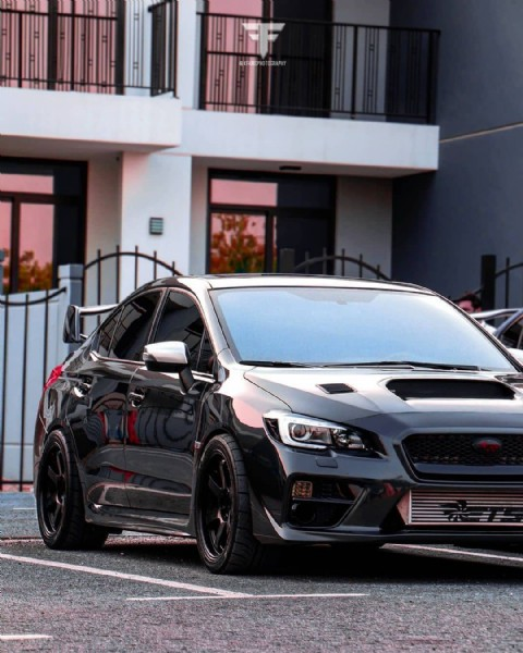 Photo by Subaru Impreza WRX STI on June 23, 2021. May be an image of car and outdoors.