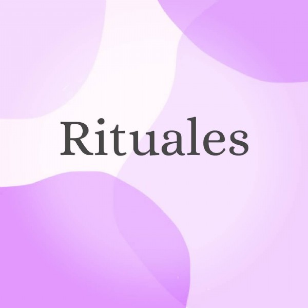 Photo by Luna Nueva on June 06, 2021. May be an image of text that says 'Rituales'.