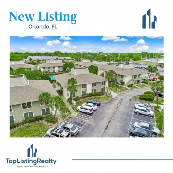 Photo by Top Listing Realty® on June 17, 2021. May be an image of outdoors and text that says 'New Listing Orlando, FL aOUSA TopListingRealty Agent Driven Client Endorsed!'.