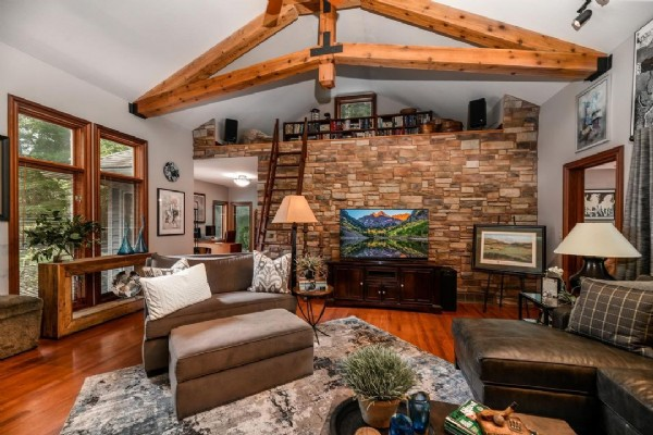 Photo by Ken Love Photography on June 20, 2021. May be an image of living room.