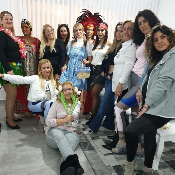 Photo by Anat suissa Morali on March 23, 2019. May be an image of 13 people.