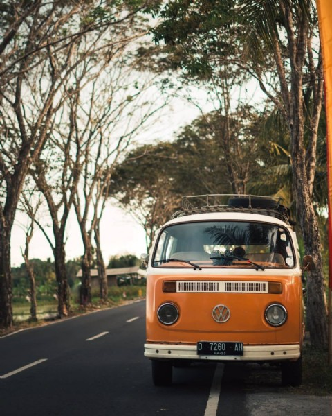 Photo by FOOD - DRINK - ALCOHOL in Kapten House Bali. May be an image of road and tree.