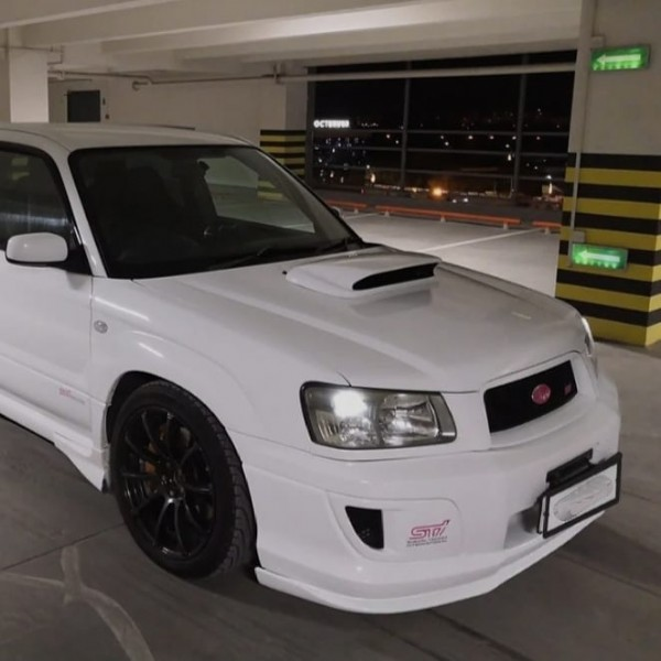 Photo by Subaru tuning manufacture on June 22, 2021. May be an image of car.