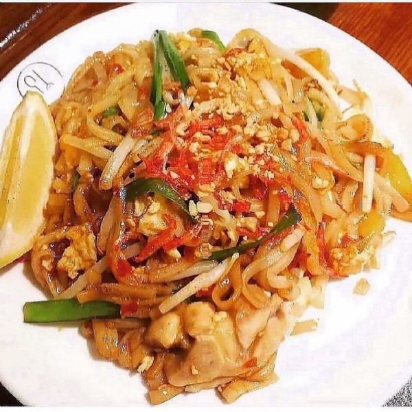 Photo by Thai Kitchen Kao Man Gai in Thai Kitchen Kao Man Gai. May be an image of food and indoor.