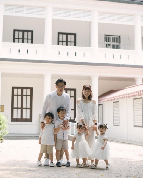 Photo by ♀️ M  on August 02, 2021. May be an image of 6 people, child, people standing and outdoors.