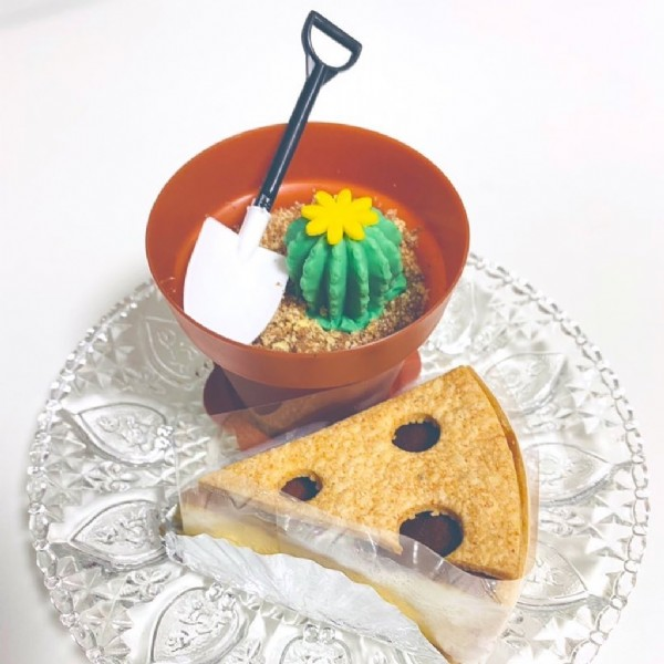 Photo by ちはな on June 19, 2021. May be an image of dessert.