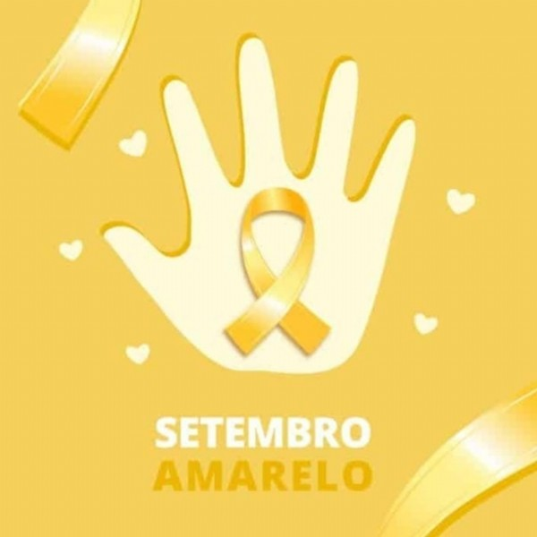 Photo by Kátia Araújo  in Guarulhos  - SP. May be an image of one or more people and text that says '尚 SETEMBRO AMARELO'.