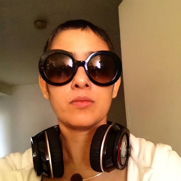 Photo shared by Akhil Ck on June 07, 2021 tagging @m_koirala, and @aiswaryaaishu67. May be an image of 1 person and sunglasses.