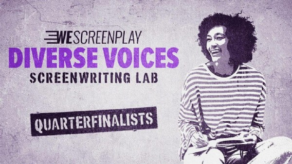 Photo shared by One Eye Wilde on June 15, 2021 tagging @nonieshiverick, and @wescreenplay. May be an image of 1 person and text that says 'EWESCREENPLAY DIVERSE VOICES SCREENWRITING LAB QUARTERFINALISTS'.