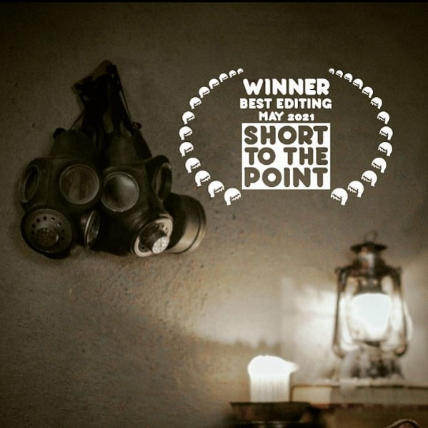Photo shared by Created by Daniele De Muro on June 23, 2021 tagging @theshortfilmfestival. May be an image of text that says 'WINNER BEST EDITING MAY 2021 SHORT TO THE POINT پ'.