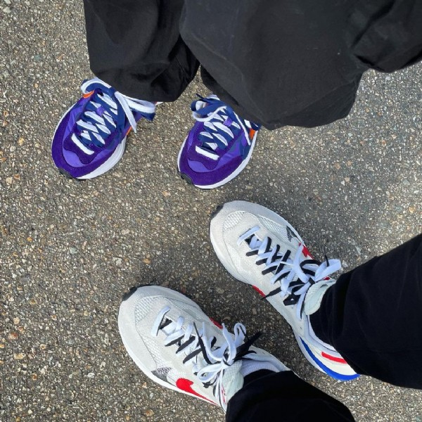 Photo shared by ka___zu on June 07, 2021 tagging @nike, and @sacaiofficial. May be an image of footwear.